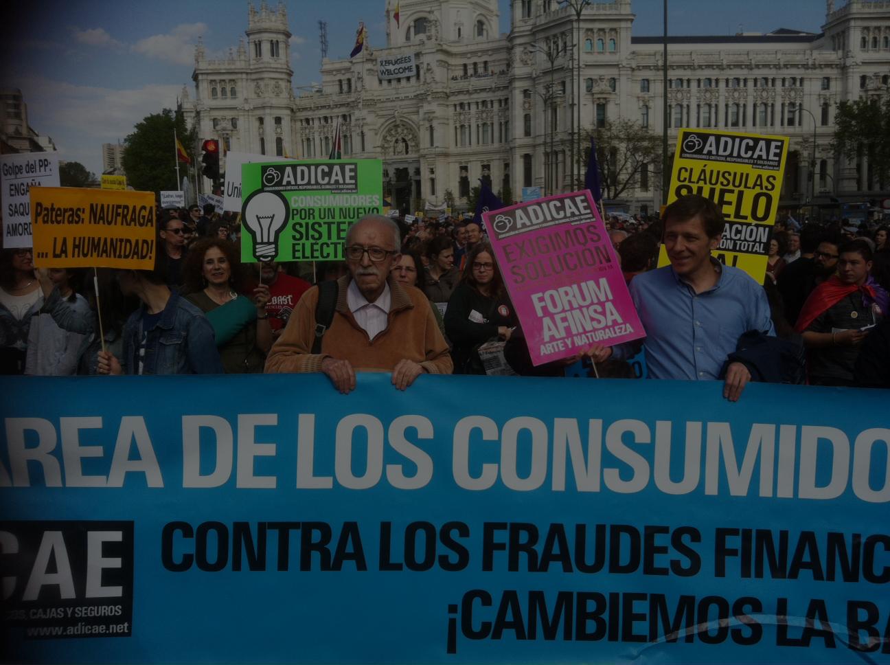 ADICAE Andalucía llevará al Estado a los tribunales europeos para dar respuesta al fraude de Fórum, Afinsa y Arte y Naturaleza