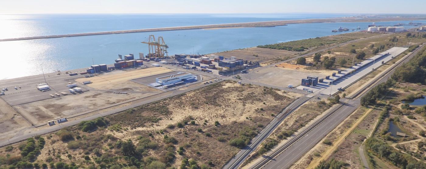 El Puerto registra 2,5 millones de toneladas en abril