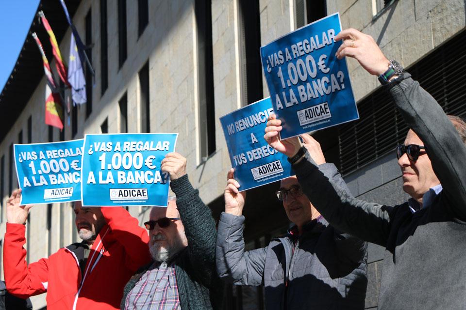 ADICAE Andalucía estima en más de 2 millones los consumidores andaluces afectados por los «gastos hipotecarios»