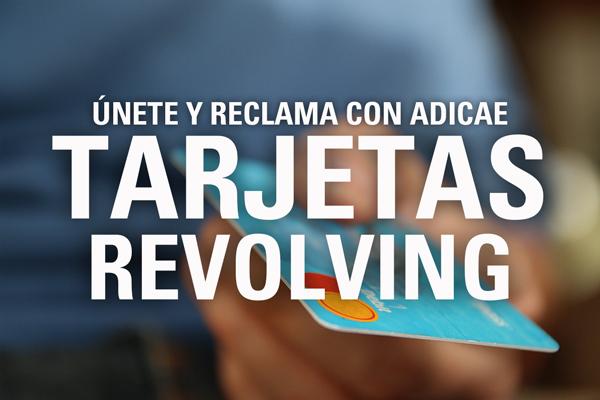 """ADICAE lamenta la posición probanca de Economía al no limitar los tipos de las """"tarjetas revolving"""""""